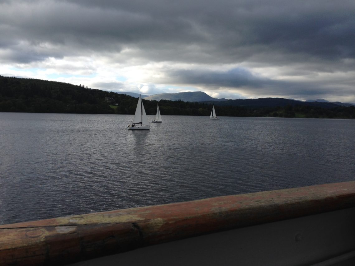 Windermere and the Peter Rabbit Museum
