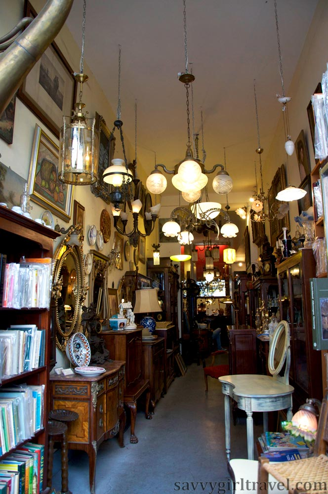 Antiques in Athens, Greece Hayley Swinson Travel Writer Workshops