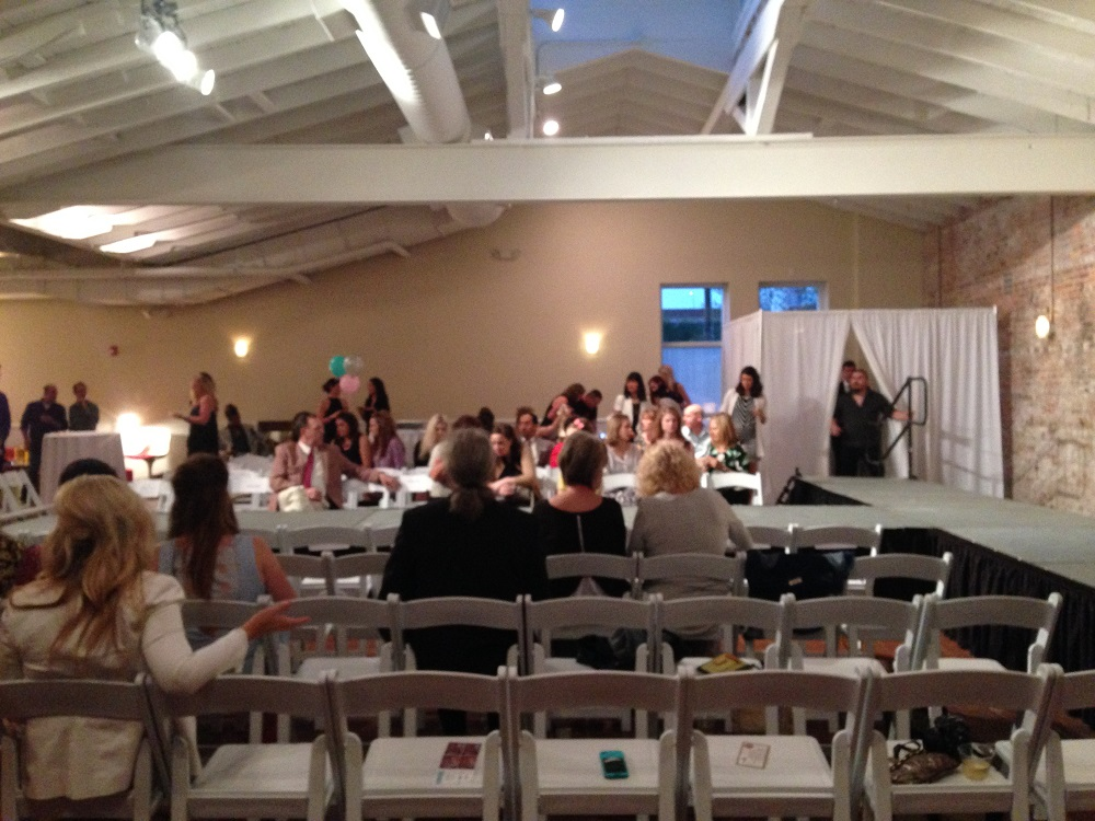 Bakery 105 Jess James Wilmington NC Spring 2015 Fashion Show Travel Writing
