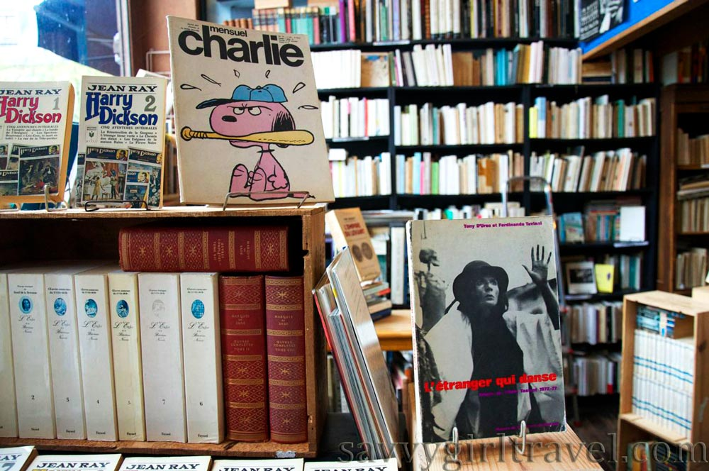 Brussels Belgium Bookstore Traveler Travel Writing Workshops Charlie Hebdo