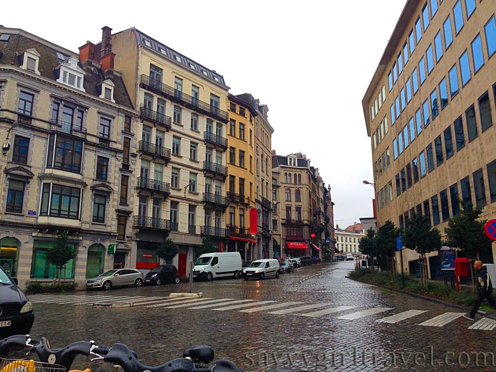 Brussels Belgium Buildings Solo Female Traveler Travel Writing Classes