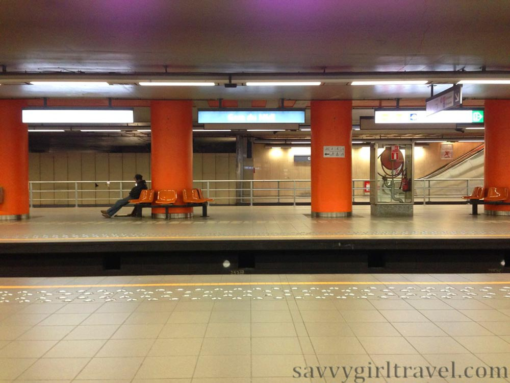 Brussels Belgium Underground Solo Female Traveler Writing Workshops